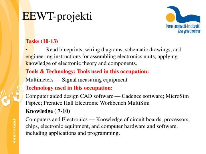EEWT-projekti