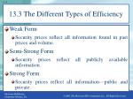 13 3 the different types of efficiency