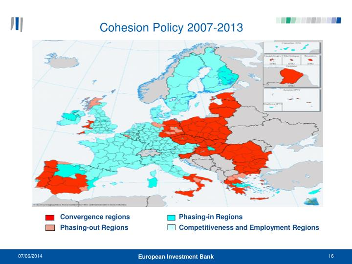 Cohesion Policy 2007-2013