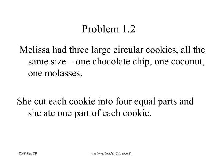 Problem 1.2