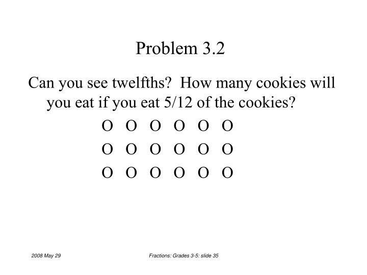 Problem 3.2