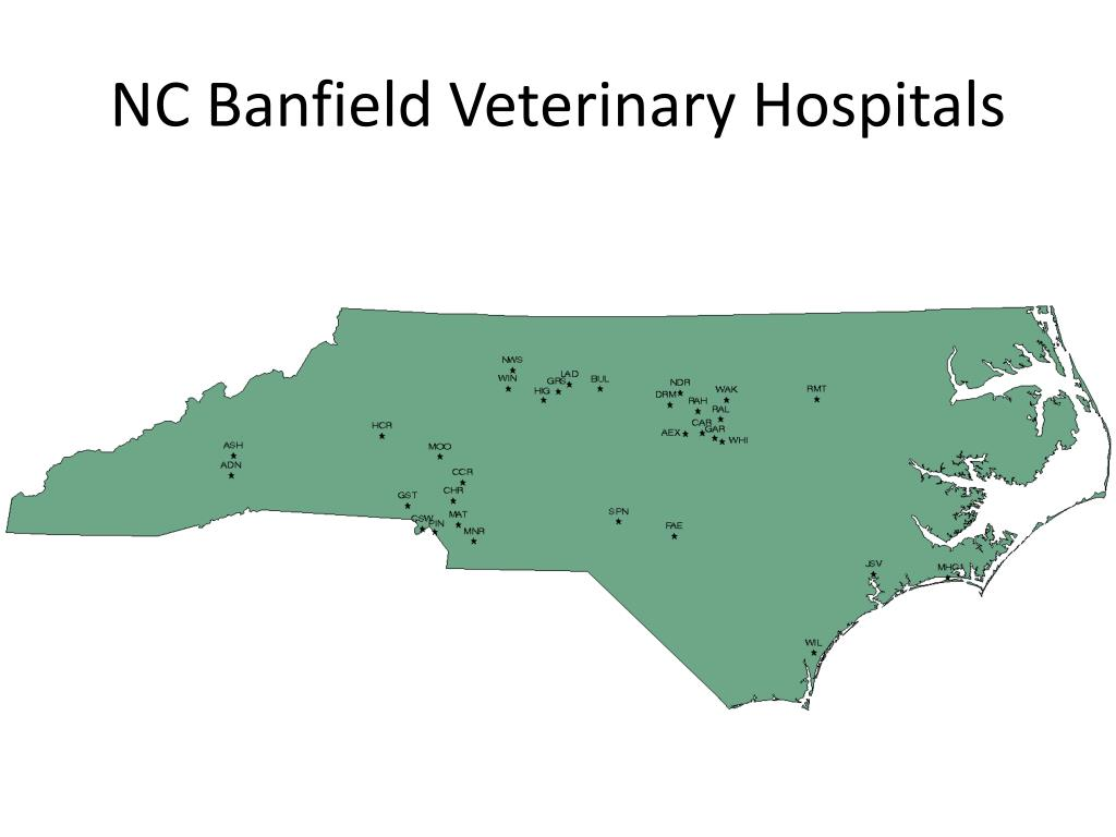NC Banfield Veterinary Hospitals