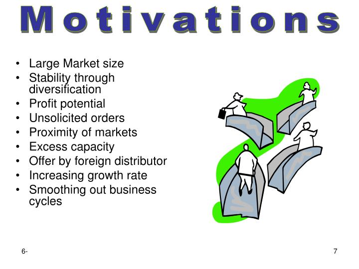 Large Market size