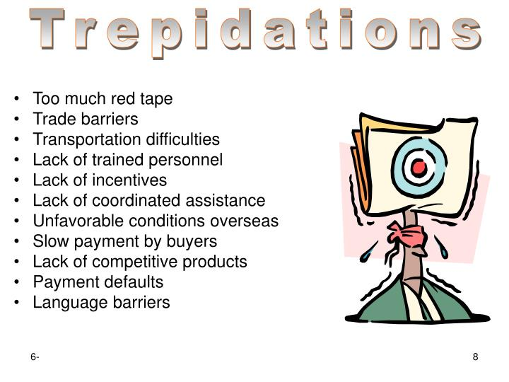 Too much red tape