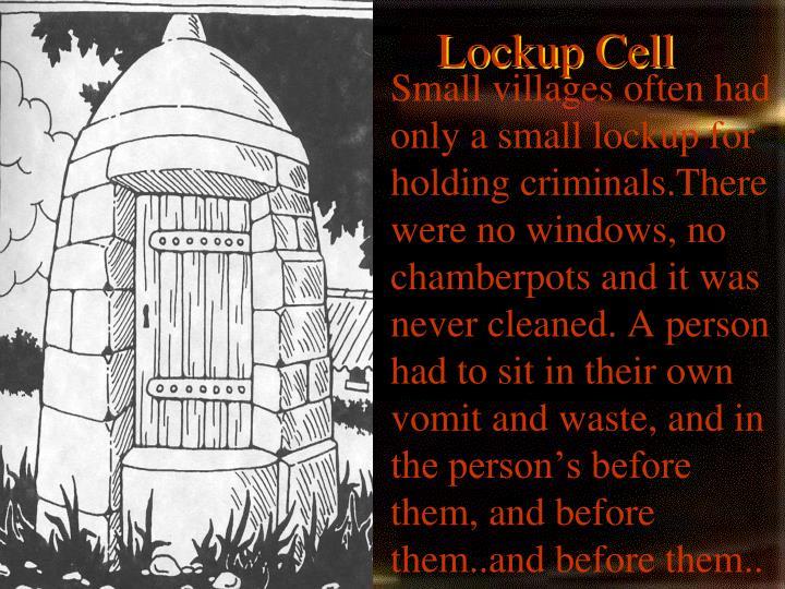 Lockup Cell
