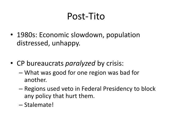 Post-Tito