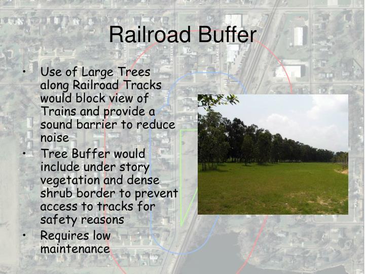 Railroad Buffer