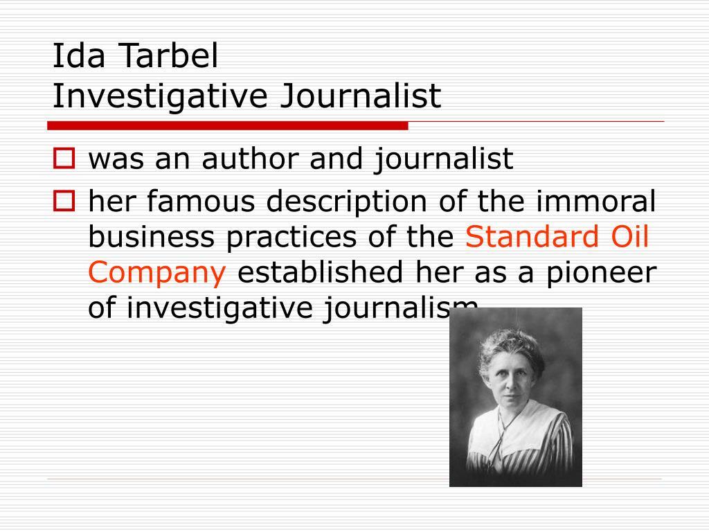 Ida Tarbel