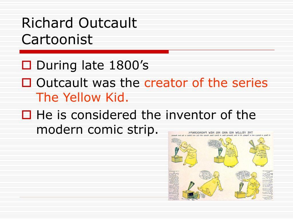 Richard Outcault