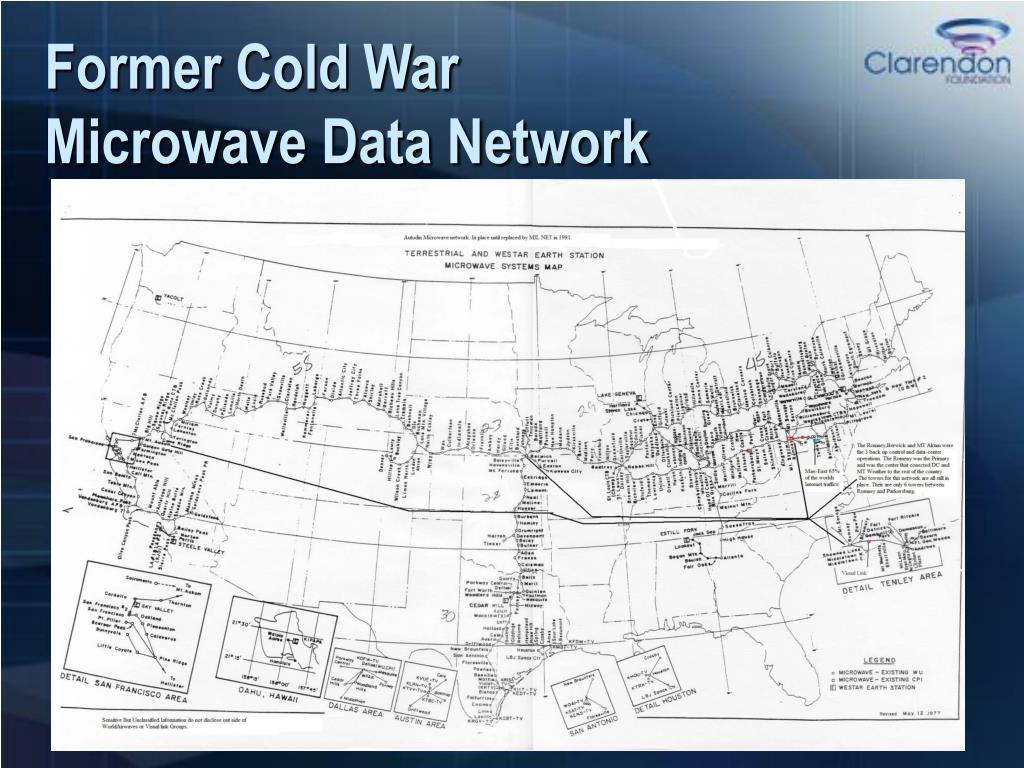 Former Cold War