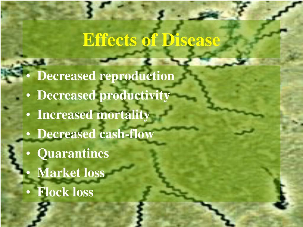 Effects of Disease