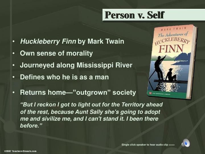 Person v. Self