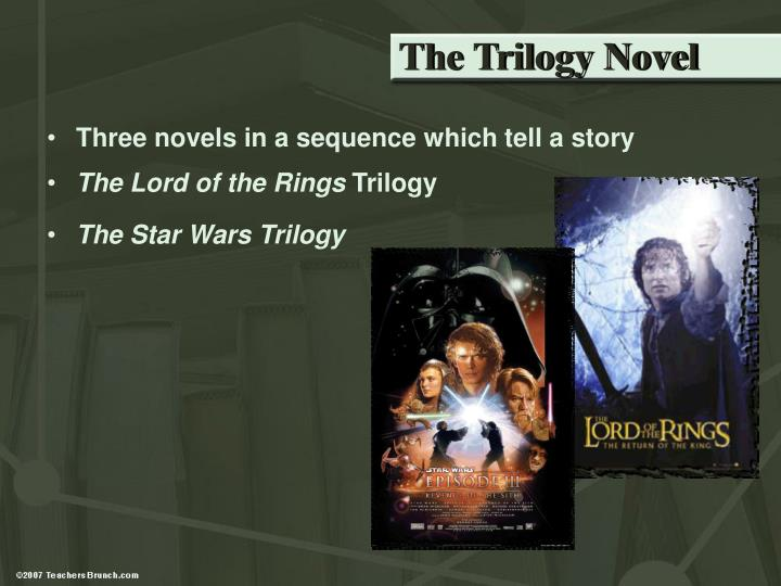 The Trilogy Novel