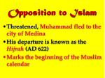 opposition to islam1