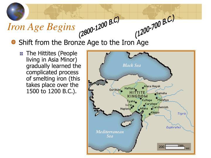 (1200-700 B.C.)