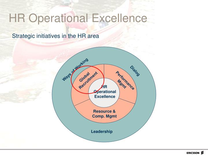 Hr operational excellence