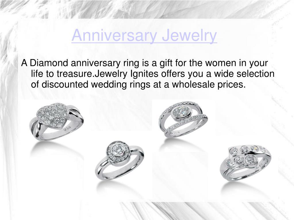 Anniversary Jewelry