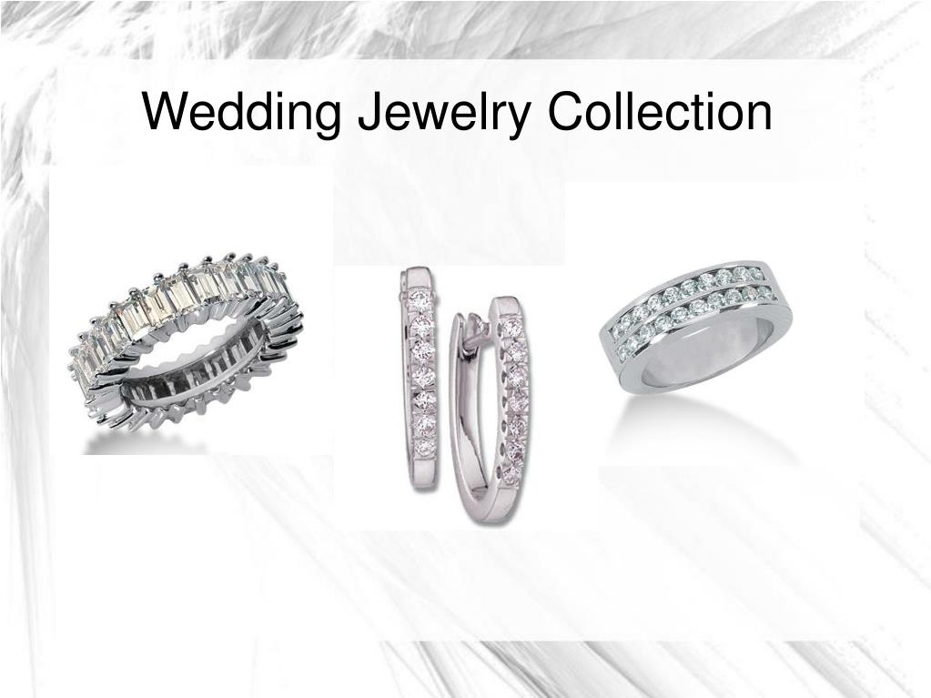 Wedding Jewelry Collection