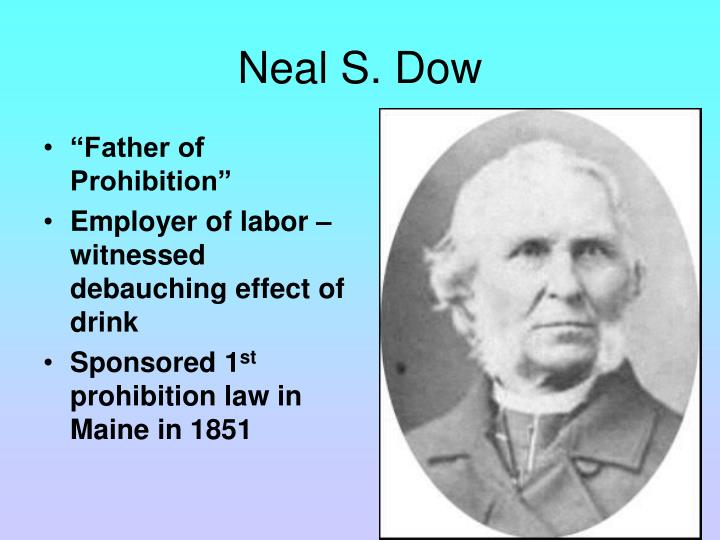 Neal S. Dow