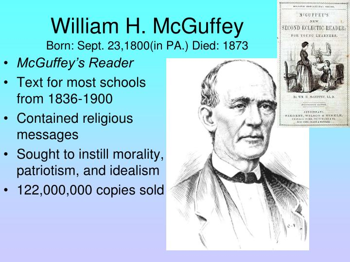 McGuffey's Reader