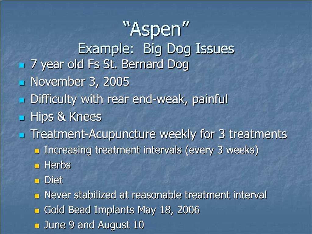 """Aspen"""