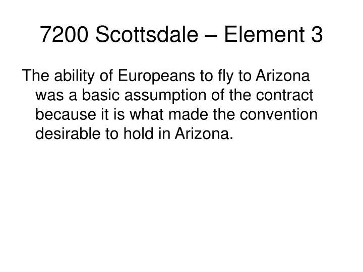 7200 Scottsdale – Element 3