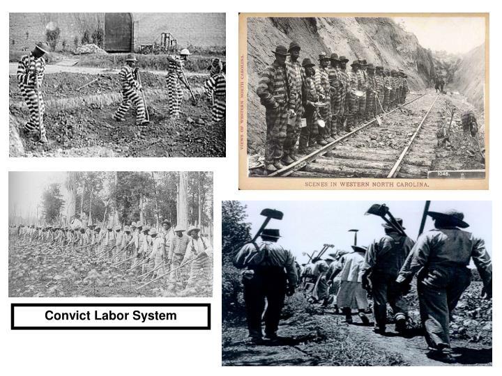 Convict Labor System