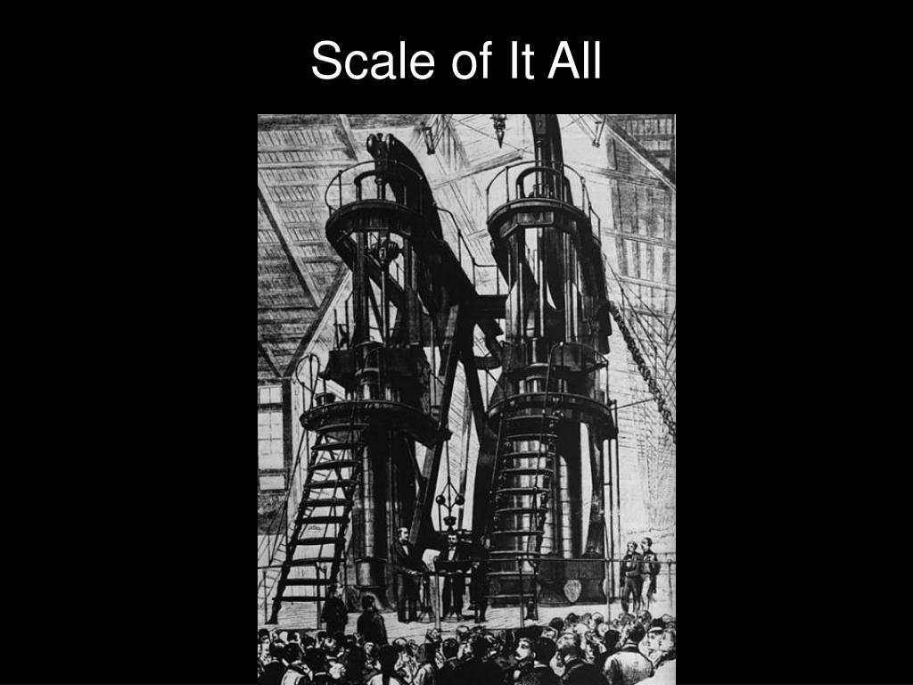 Scale of It All