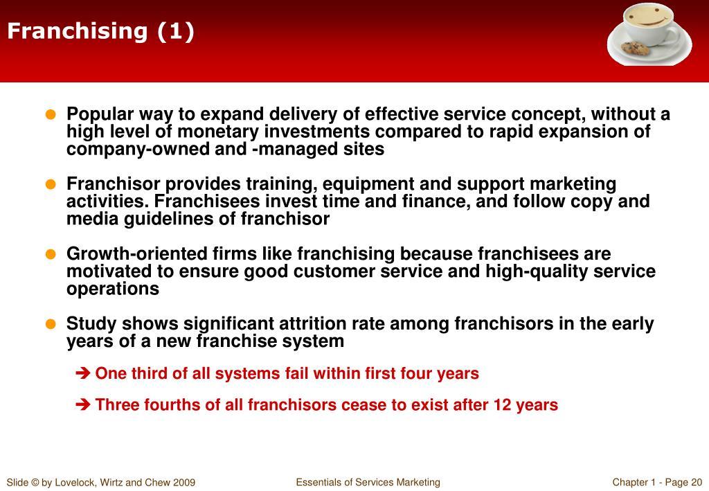 Franchising (1)