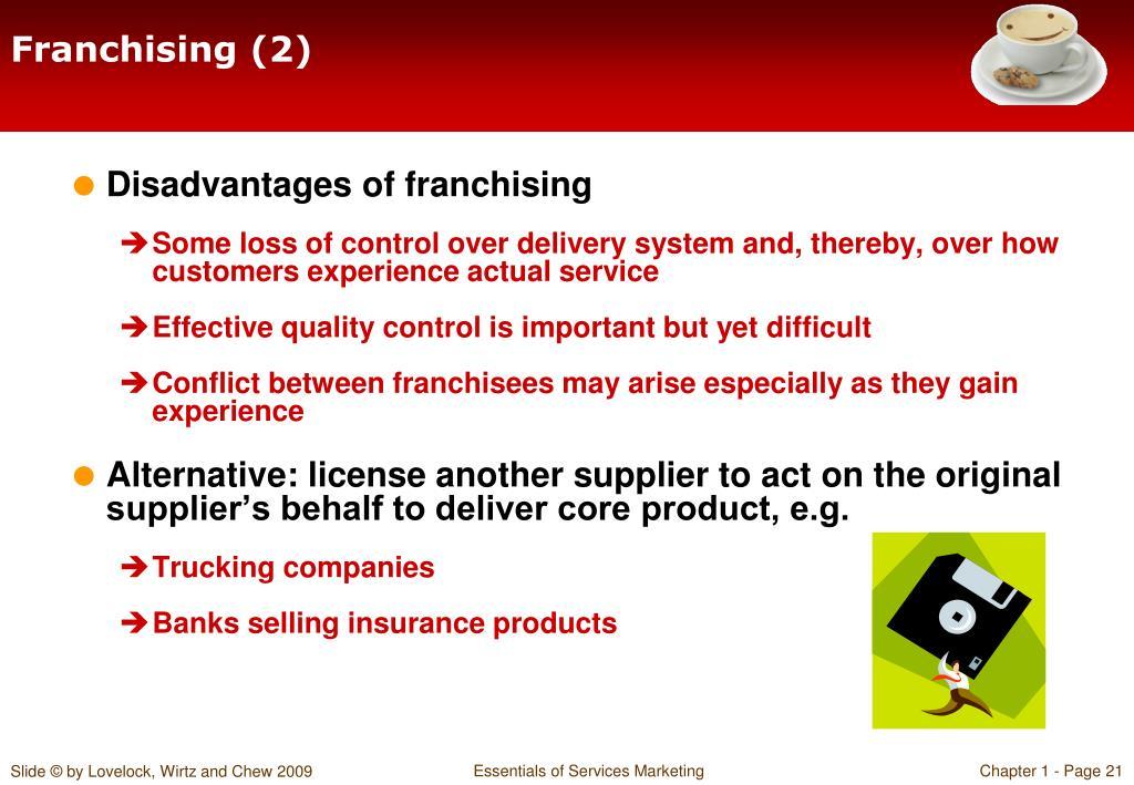 Franchising (2)
