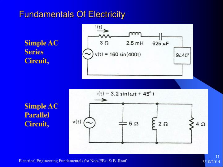 Fundamentals of electricity2