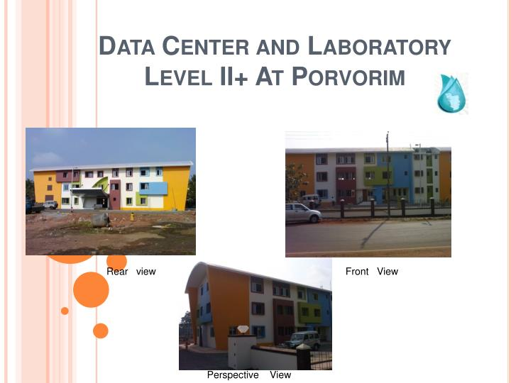 Data Center and Laboratory Level II+ At