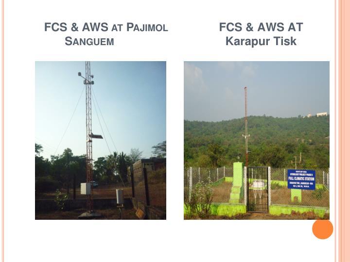 FCS & AWS