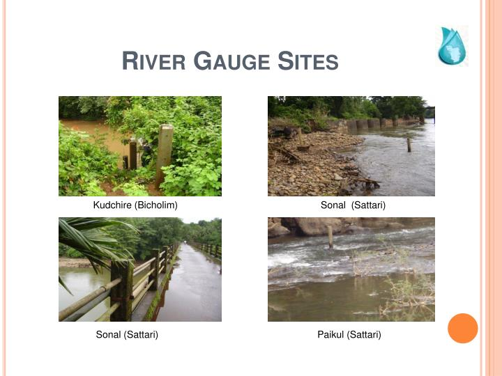 River Gauge Sites