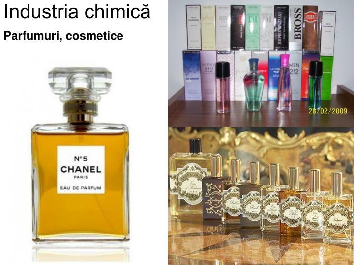 Industria chimică