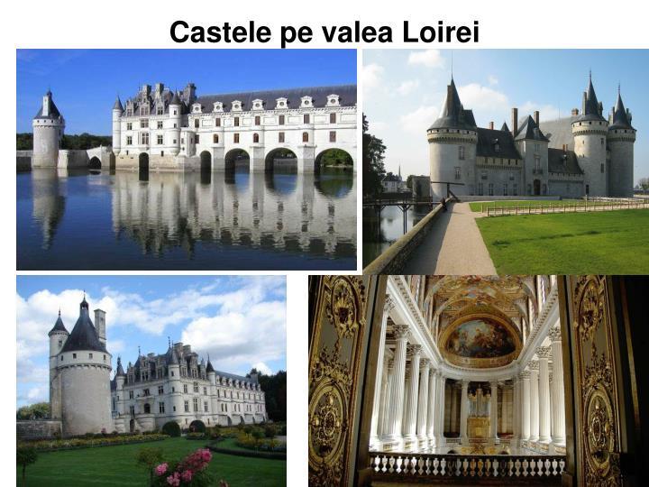 Castele pe valea Loirei