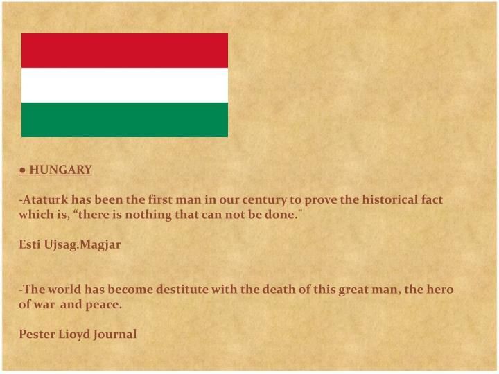 ● HUNGARY