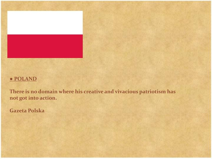 ● POLAND