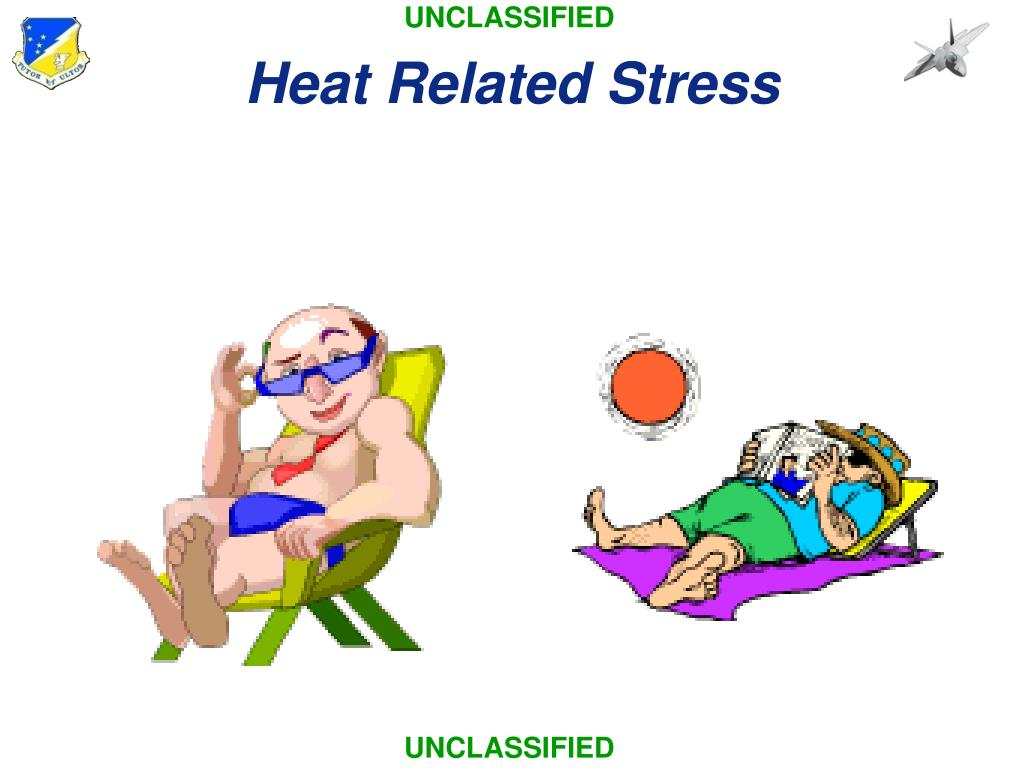 Heat Related Stress