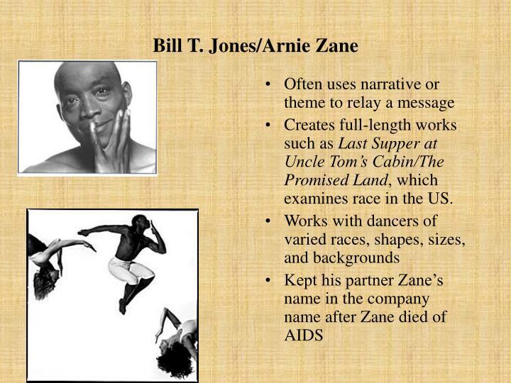 Bill T. Jones/Arnie Zane