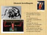 elizabeth streb ringside