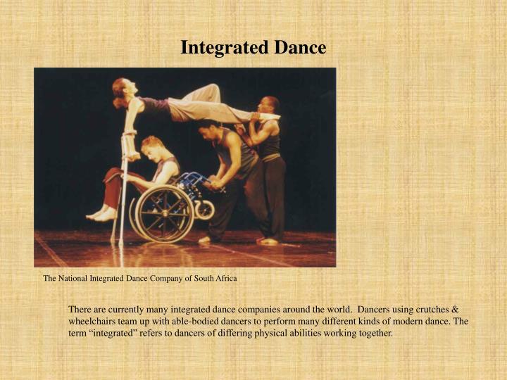 Integrated Dance