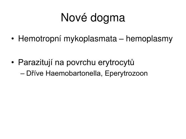 Nové dogma