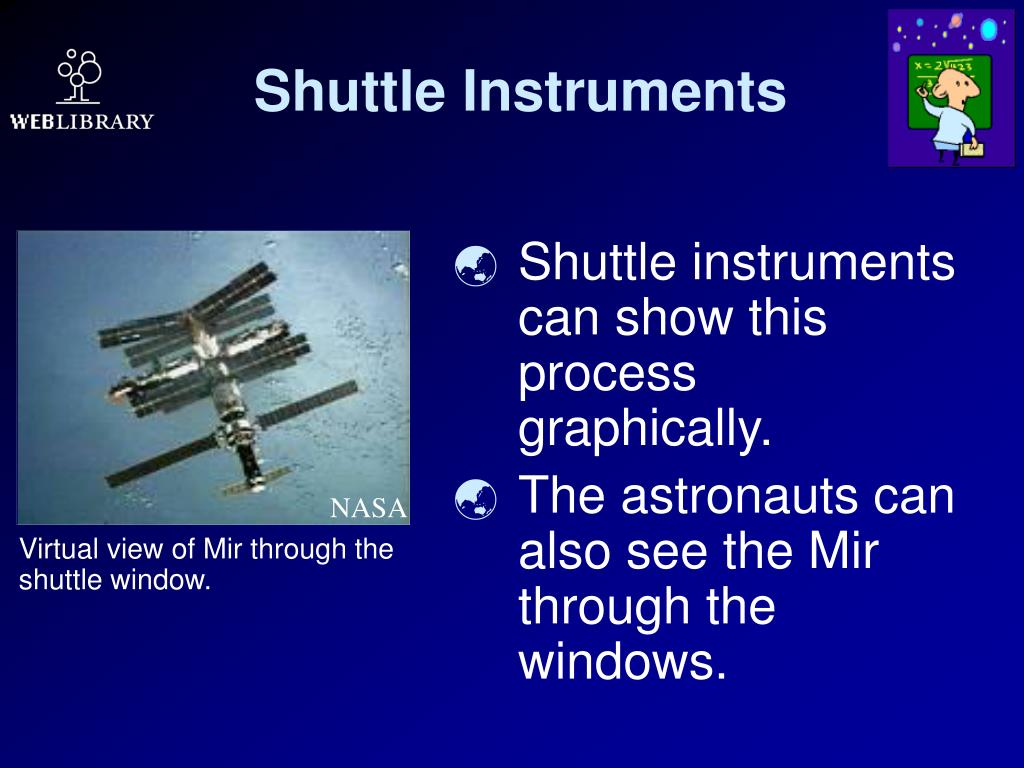 Shuttle Instruments