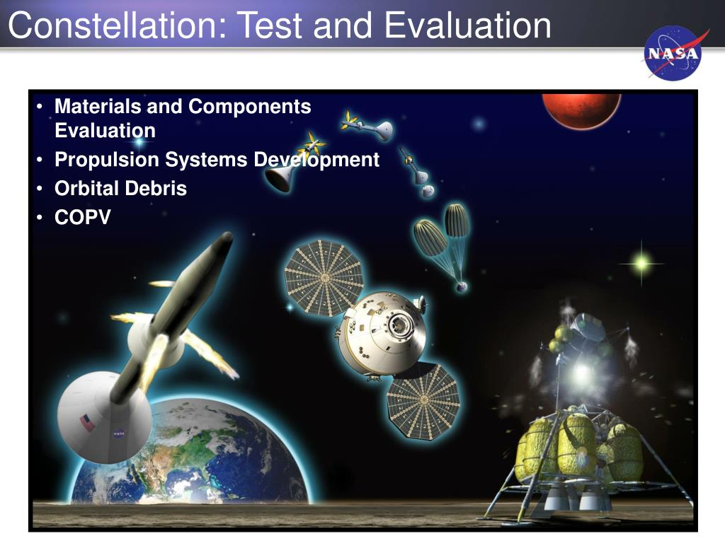 Constellation: Test and Evaluation