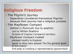 religious freedom1