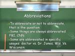 abbreviations12