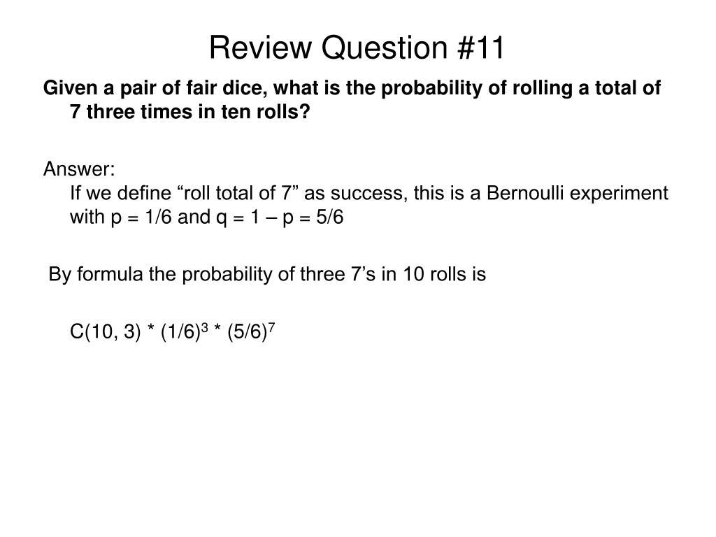 Review Question #11