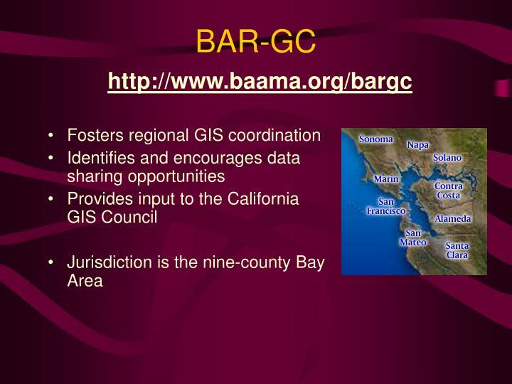 BAR-GC