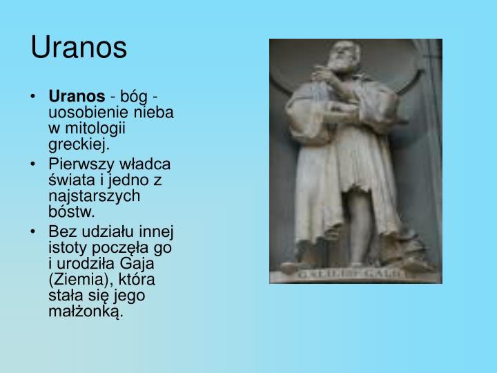 Uranos